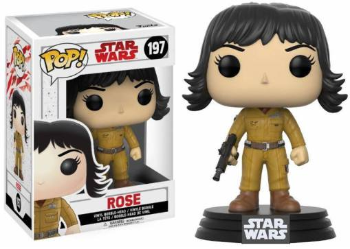 STAR WARS LAST JEDI - ROSE - FUNKO POP! VINYL FIGURE