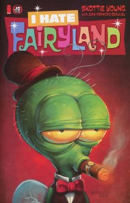 I Hate Fairyland #18 Jean-Francois Beaulieu Variant Cover