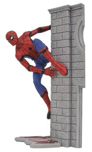 MARVEL GALLERY - SPIDER-MAN HOMECOMING PVC STATUE 25 CM