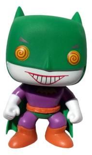 DC COMICS - THE JOKER BATMAN - FUNKO POP! VINYL FIGURE
