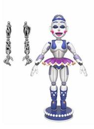 FIVE NIGHTS AT FREDDY'S – SISTER LOCATION - BALLORA – FUNKO ACTION FIGURE