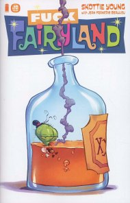 I Hate Fairyland #18 Skottie Young F*ck Fairyland Variant Cover