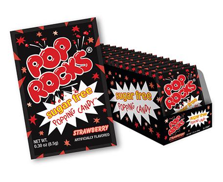 Pop Rocks Popping Candy Assortment  Pop Rocks