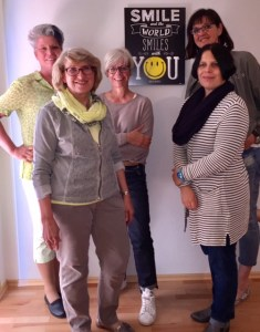 Frauenliste Freudenstadt entwickelt neue Ideen. Bericht Schwarzwälder Bote 17.5.2017. Workshop bei pop-up SocialMedia PR-Agentur Dornstetten, Angela Wosylus