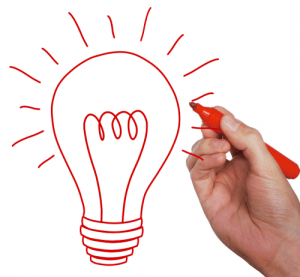 Erklärfilm für Ihre Pressearbeit - glühbirne-idee-500x462