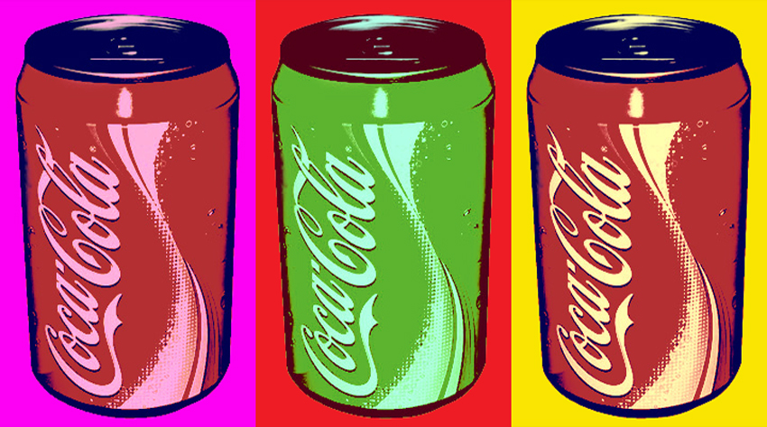 Coca Cola Can By Thomas Pwgy Romania | Dark Brown Hairs