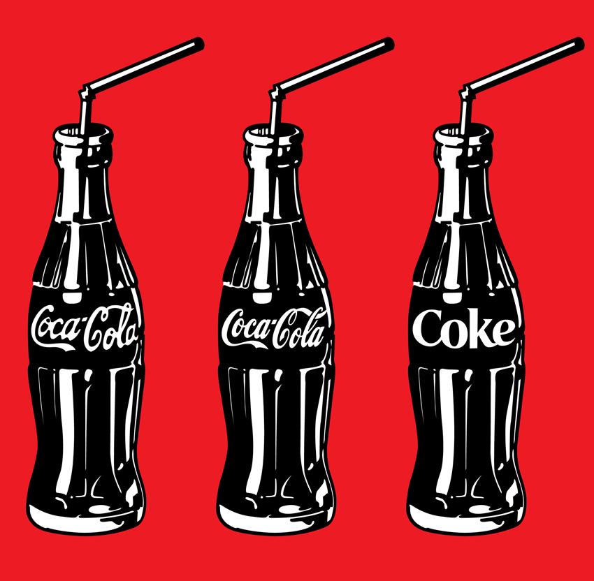 coca cola vectors coca