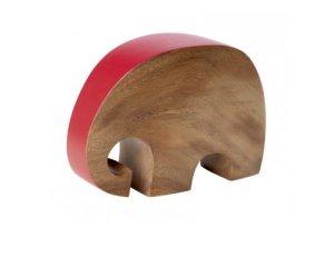 Wooden Elephants and Birds