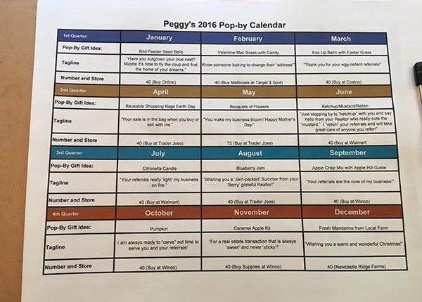 Peggys 2016 Pop by Plan