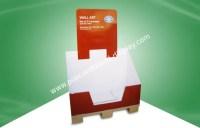 Cardboard Dump Bins Cardboard Display Units for Frame Wall ...