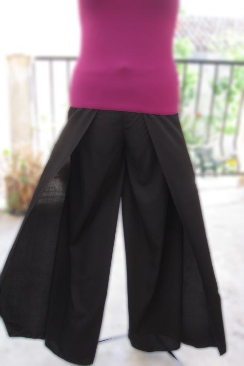 Pantalon portefeuille  Pop Couture