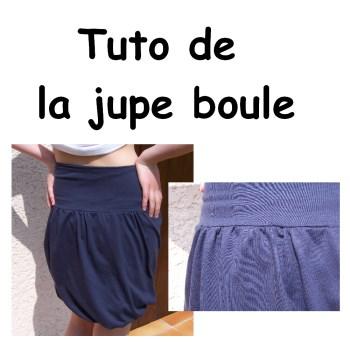 Jupe boule  Pop Couture