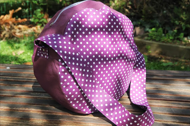 Sac Bubble ou sac rond  Pop Couture