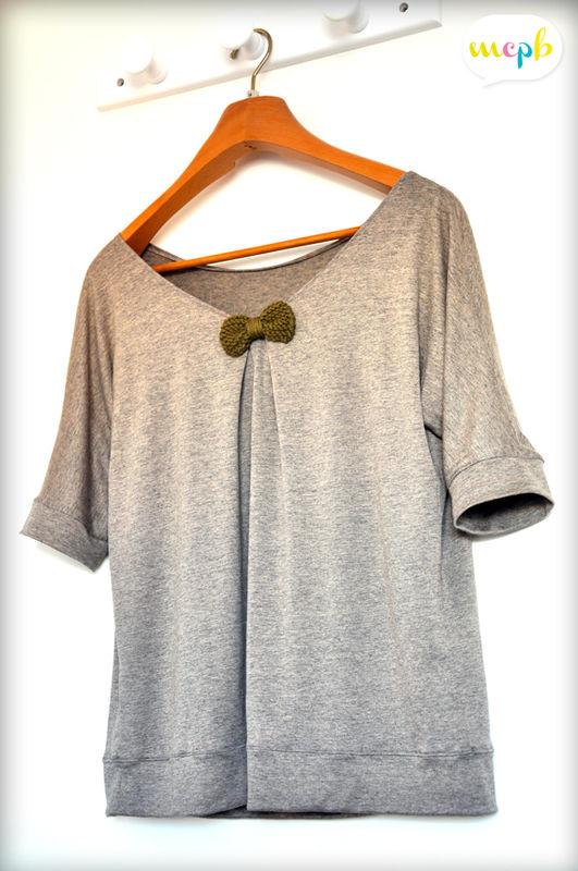 Tee shirt loose  Pop Couture