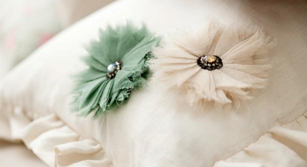 Fleurs en tulle  Pop Couture