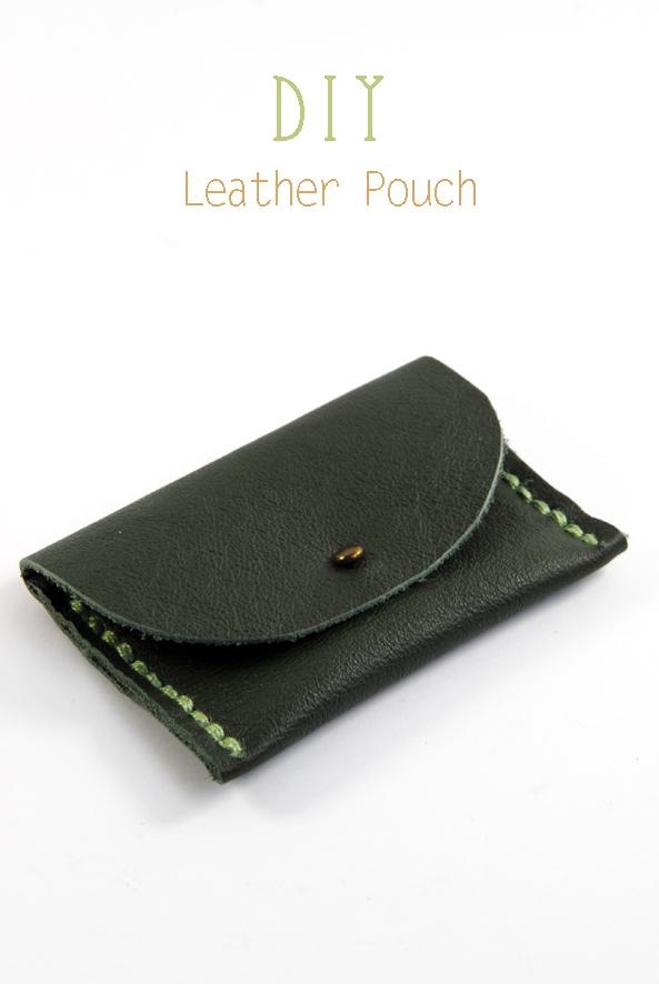 Portemonnaie cuir  Pop Couture