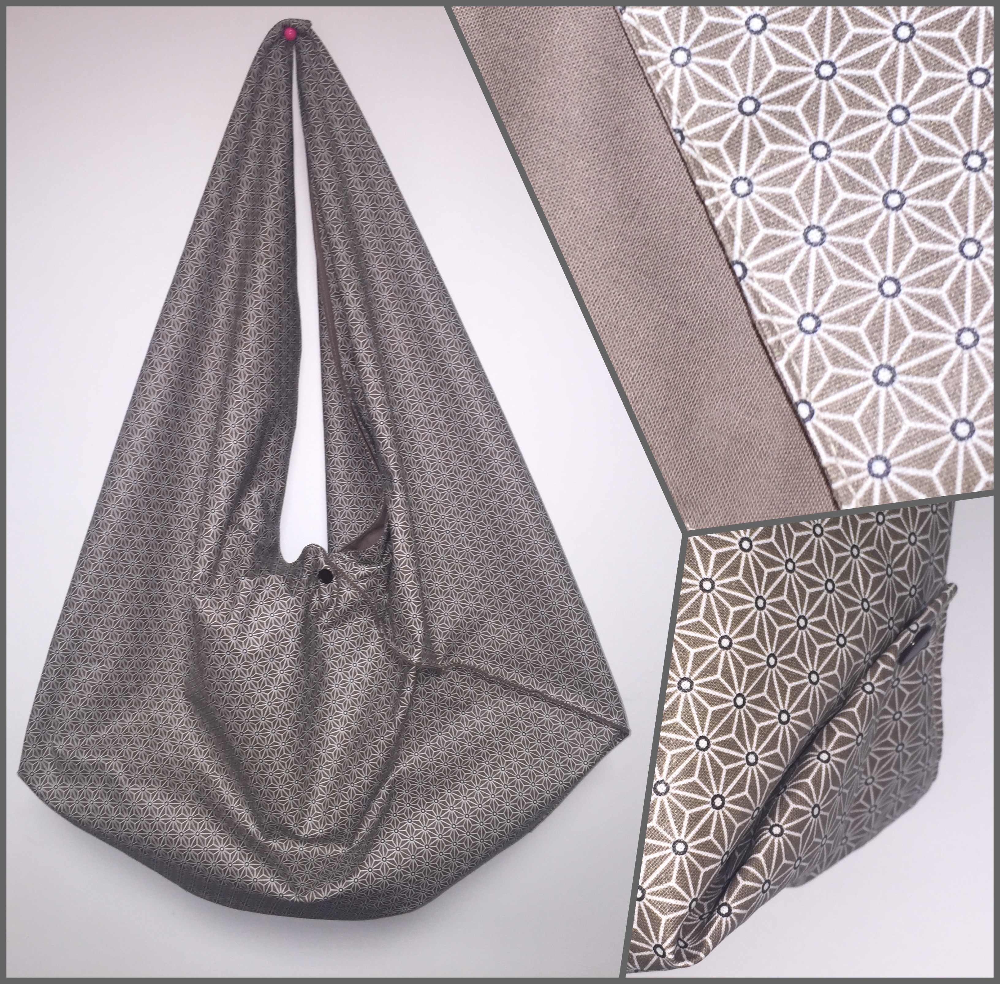 Sac Origami Pop Couture