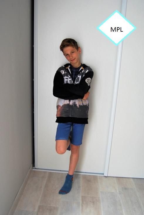 transformer un pantalon en short  Pop Couture