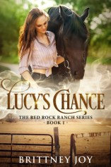 Red Rock Ranch by Brittney Joy Book Review (KISS #3)