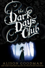 The Dark Days Club by Alison Goodman Book Review