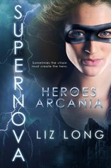 SuperNova by Liz Long Release Day!