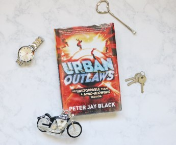 picture of urban outlaws book