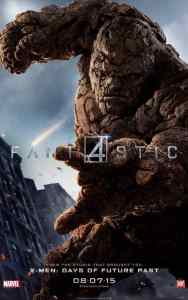 Jamie Bell as Ben Grimm/The Thing