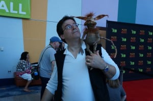 Han Solo and Salacious Crumb