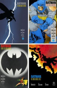 The Dark Knight Returns miniseries by Frank Miller