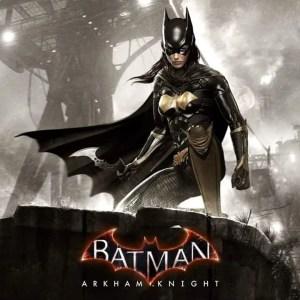 Batgirl from Batman: Arkham Knight