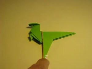 dinosaur_origami