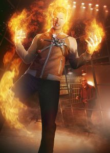 Firestorm (Robbie Amell)