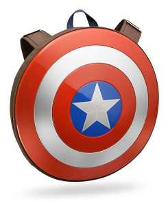 tg captain america shield backpack