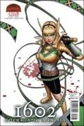 1602 Witch Hunter Angela #1 - John Tyler Christopher Gwengela Variant