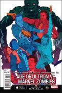 Age of Ultron vs. Marvel Zombies #1 Nathan Fox 1 in 15 Agents of SHIELD Variant
