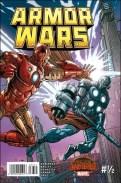 Armor Wars #0.5 Toys 'R Us Exclusive