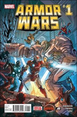 Armor Wars #1