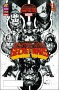Deadpool's Secret Secret Wars 1 - Tony Harris Previews C2E2 Variant