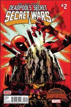 Deadpool's Secret Secret Wars 2