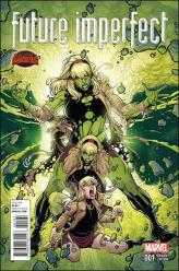 Future Imperfect #1 - Nick Bradshaw Ingwendible Hulk Variant