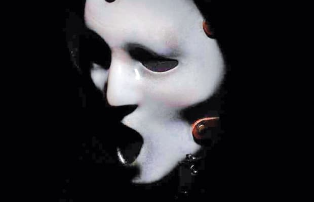 New Ghostface mask for MTV's