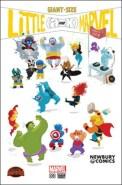Giant-Size Little Marvel - AvX #1 - Pascal Campion Newbury Comics Variant