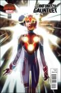 Infinity Gauntlet #2 - 1 in 25 Variant