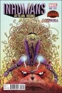 Inhumans Attilan Rising #2 - James Stokoe Gwendusa Variant