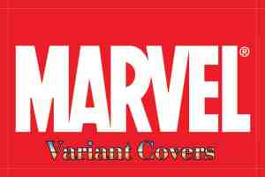Marvel Variants Logo