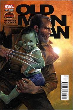 Old Man Logan #1 - Gabrielee Dell'Otto Newbury Comics Variant