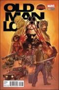 Old Man Logan #1 - Steve McNiven 1 in 25 Variant
