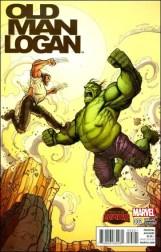 Old Man Logan #2 - Nick Bradshaw 1 in 25 Variant