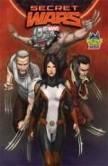 Secret Wars #4 - Midtown Comics Exclusive Mike Choi Variant