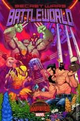 Secret Wars Battleworld #3